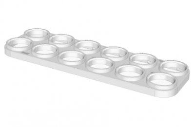 Grimas Systemverpackung Transparent A12